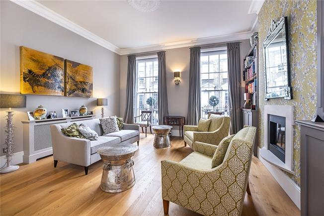 Asking Price £2,295,000, 4 Bedroom House For Sale in London, SW1V