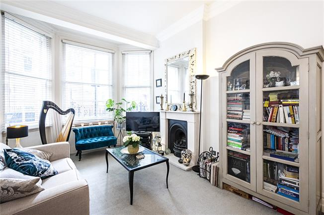 Asking Price £845,000, 2 Bedroom Flat For Sale in London, SW1P