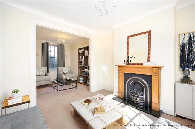 Asking Price £1,700,000, 3 Bedroom Terraced House For Sale in London, SW1V