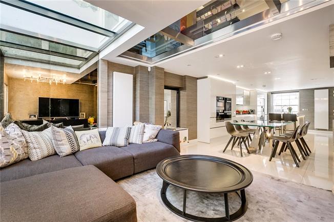 Asking Price £3,495,000, 5 Bedroom House For Sale in London, SW1V