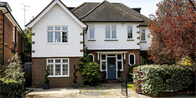 Asking Price £2,350,000, 6 Bedroom Detached House For Sale in London, SW15