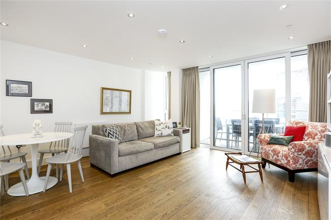 Asking Price £699,950, 2 Bedroom Flat For Sale in London, SW15