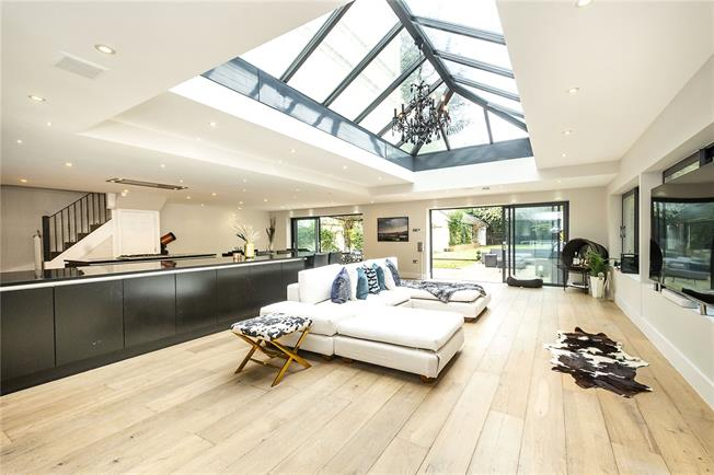 Asking Price £1,750,000, 4 Bedroom End of Terrace House For Sale in London, SW15
