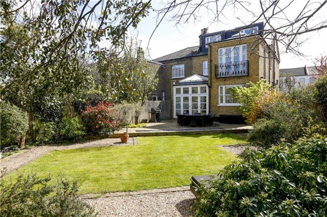 Asking Price £2,395,000, 4 Bedroom Semi Detached House For Sale in London, SW15