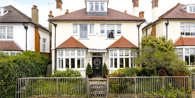 Asking Price £1,999,950, 5 Bedroom Detached House For Sale in London, SW15