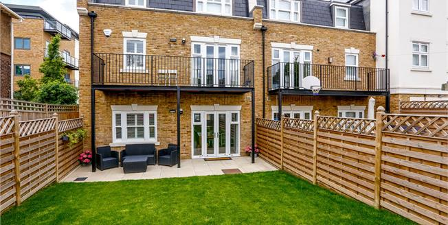 Asking Price £999,950, 4 Bedroom Terraced House For Sale in London, SW15