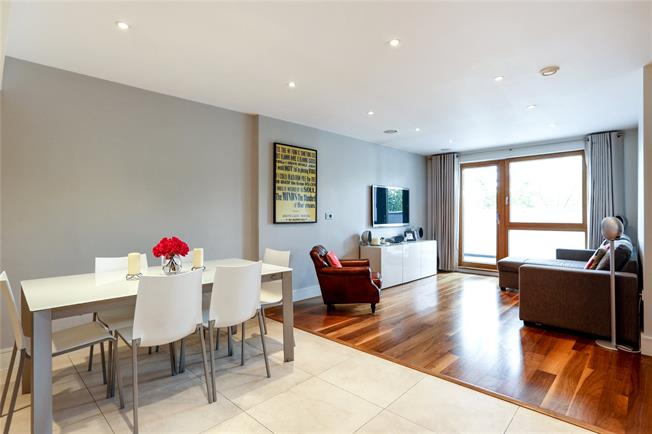 Asking Price £650,000, 2 Bedroom Flat For Sale in London, SW15