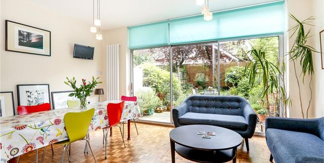 Asking Price £1,095,000, 4 Bedroom Terraced House For Sale in London, SW15