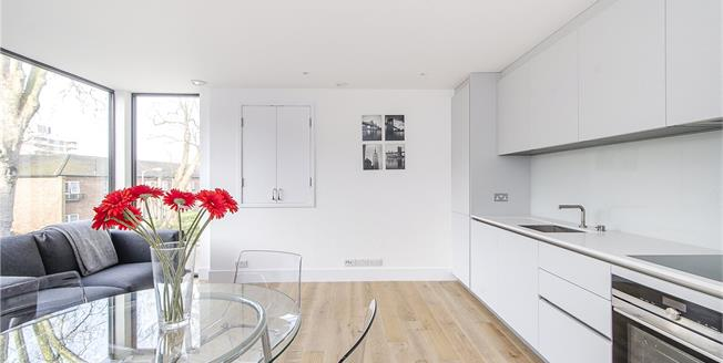 Asking Price £599,950, 2 Bedroom Flat For Sale in London, SW15