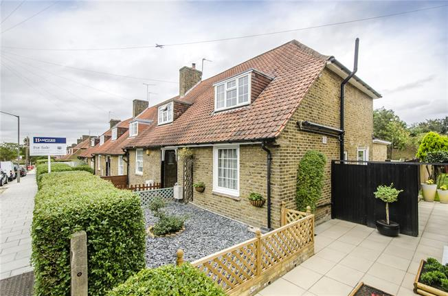 Asking Price £765,000, 3 Bedroom Semi Detached House For Sale in London, SW15