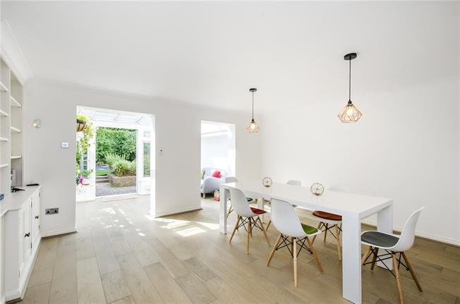 Guide Price £1,250,000, 3 Bedroom End of Terrace House For Sale in London, SW15