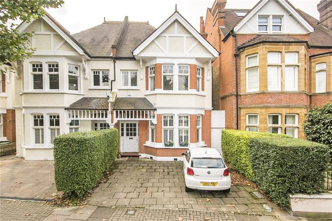 Asking Price £1,995,000, 5 Bedroom Semi Detached House For Sale in London, SW15