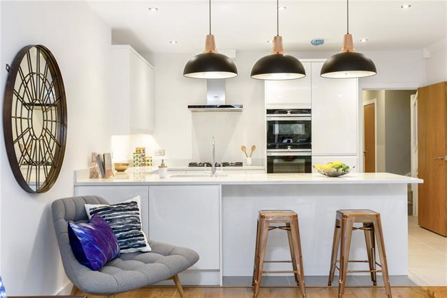 Asking Price £1,249,500, 4 Bedroom End of Terrace House For Sale in London, SW15