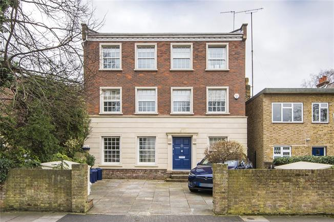 Asking Price £2,950,000, 6 Bedroom Flat For Sale in London, SW15