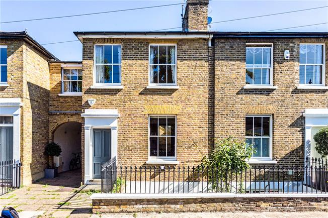 Asking Price £1,695,000, 4 Bedroom Terraced House For Sale in London, SW15