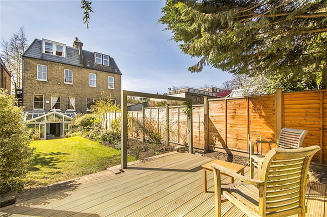 Asking Price £1,675,000, 6 Bedroom Semi Detached House For Sale in London, SW18