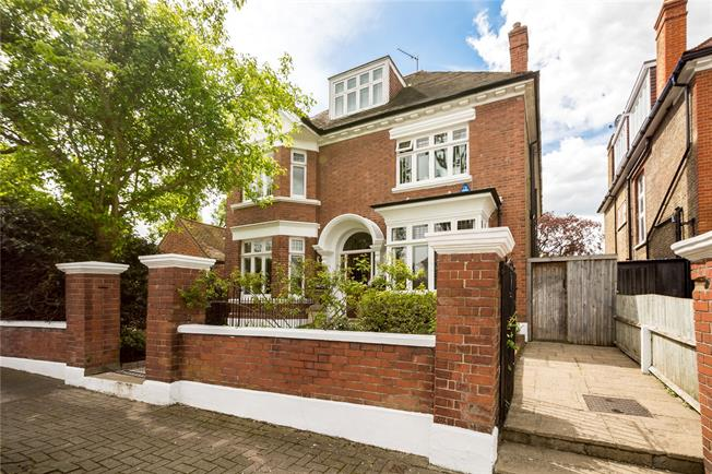 Asking Price £3,500,000, 6 Bedroom Detached House For Sale in London, SW15
