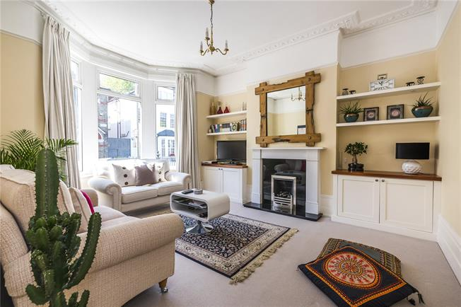 Asking Price £899,999, 3 Bedroom Flat For Sale in London, SW15