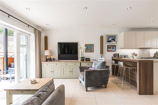 Asking Price £995,000, 4 Bedroom Terraced House For Sale in London, SW15