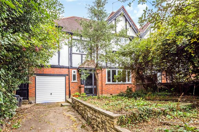 Asking Price £1,395,000, 4 Bedroom Semi Detached House For Sale in London, SW18