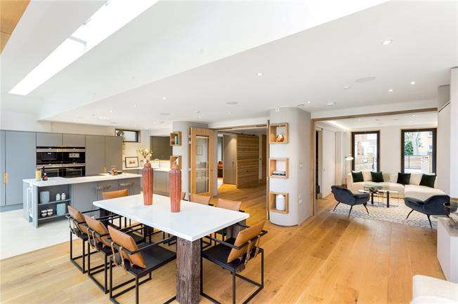 Asking Price 3395000 7 Bedroom Detached House For Sale In London SW15