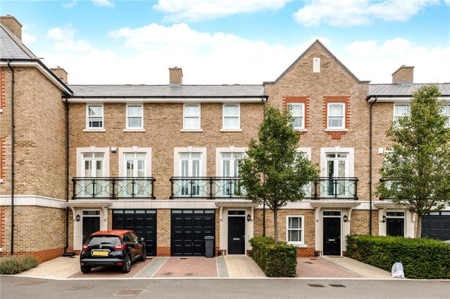 Asking Price £1,050,000, 4 Bedroom Terraced House For Sale in London, SW15