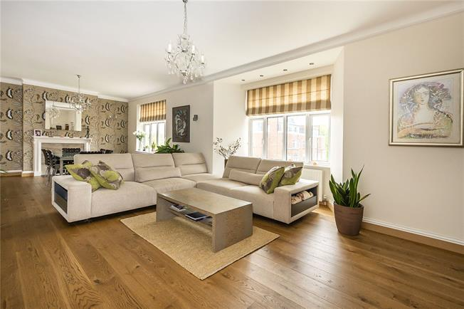 Asking Price £875,000, 4 Bedroom Flat For Sale in London, SW15