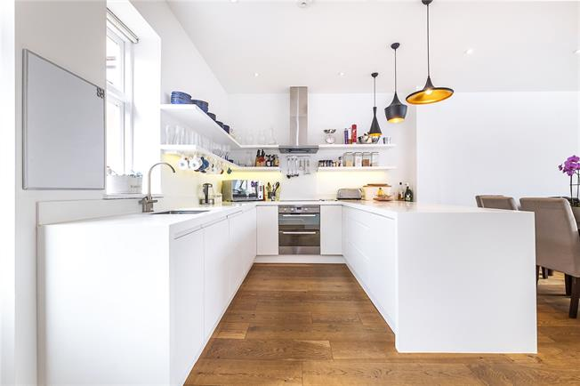 Asking Price £924,950, 3 Bedroom House For Sale in London, SW18