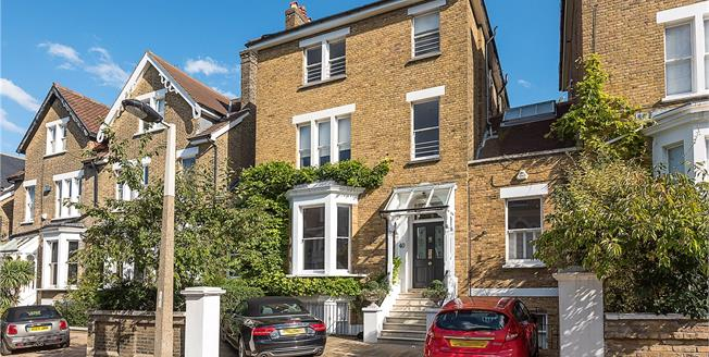Asking Price £4,500,000, 6 Bedroom Terraced House For Sale in Richmond Hill, TW10