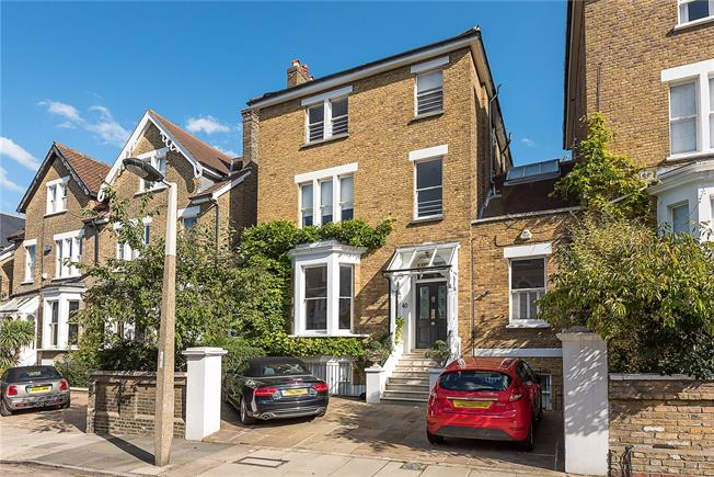 Asking Price £4,500,000, 6 Bedroom Terraced House For Sale in Richmond, TW10