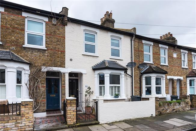 Asking Price £745,000, 4 Bedroom Terraced House For Sale in Isleworth, TW7