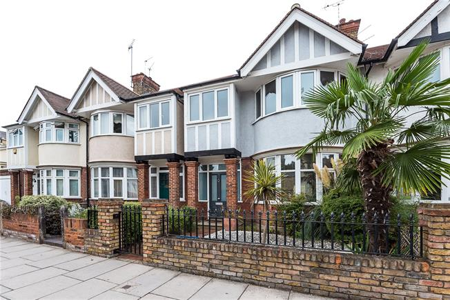 Asking Price £1,250,000, 4 Bedroom Terraced House For Sale in St Margarets, TW1