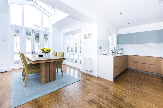 Asking Price £1,415,000, 4 Bedroom Semi Detached House For Sale in East Twickenham, TW1