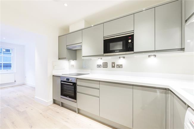 Asking Price £475,000, 2 Bedroom Flat For Sale in Richmond, TW9