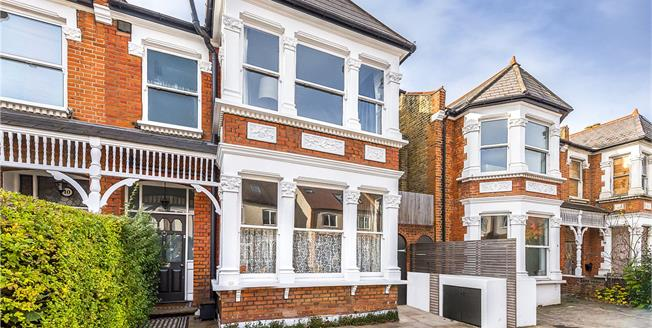 Guide Price £1,750,000, 4 Bedroom Semi Detached House For Sale in East Twickenham, TW1