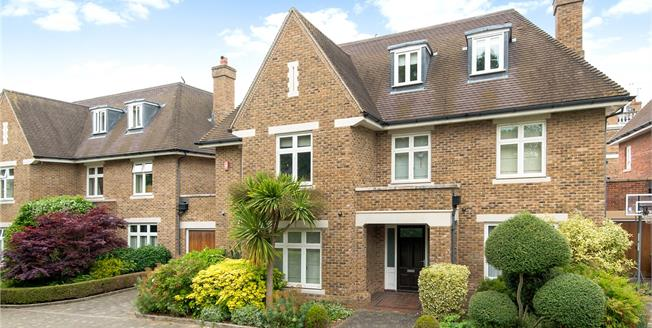 Asking Price £2,999,950, 5 Bedroom Detached House For Sale in Twickenham, TW1