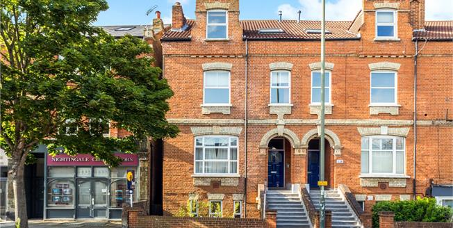 Asking Price £440,000, 1 Bedroom Flat For Sale in Richmond, TW9