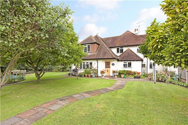 Guide Price £899,950, 4 Bedroom For Sale in Harefield, Middlesex, UB9