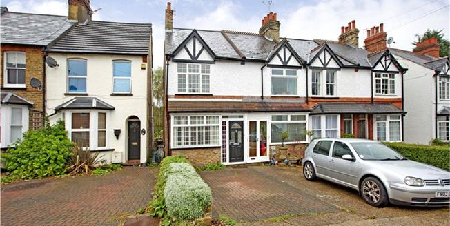 Guide Price £490,000, 2 Bedroom Terraced House For Sale in Northwood, HA6