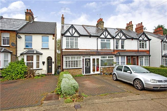 Guide Price £500,000, 2 Bedroom Terraced House For Sale in Northwood, HA6