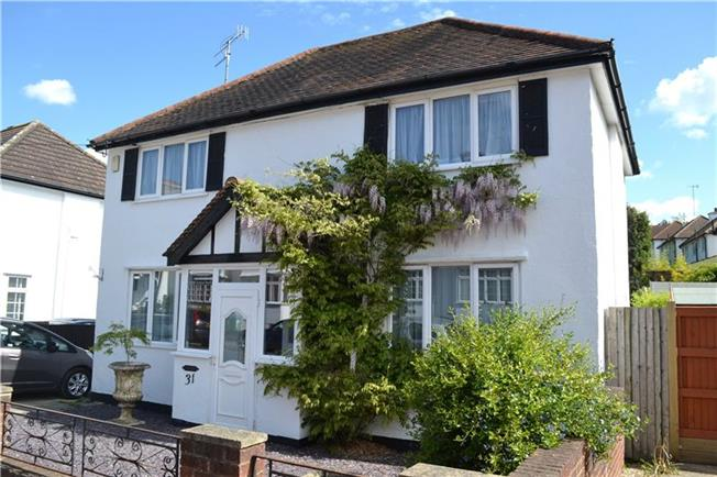 Guide Price £640,000, 3 Bedroom Detached House For Sale in Hertfordshire, WD19