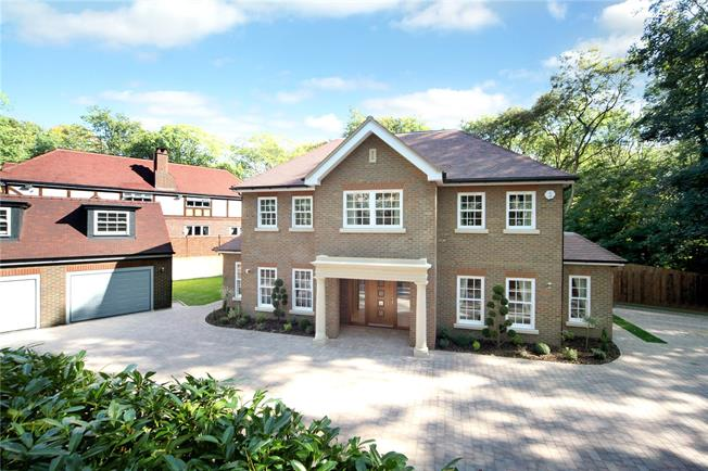 6 bedroom detached house for sale in rickmansworth for