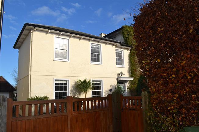 Guide Price £695,000, 2 Bedroom Semi Detached House For Sale in Hemel Hempstead, Hertford, HP3