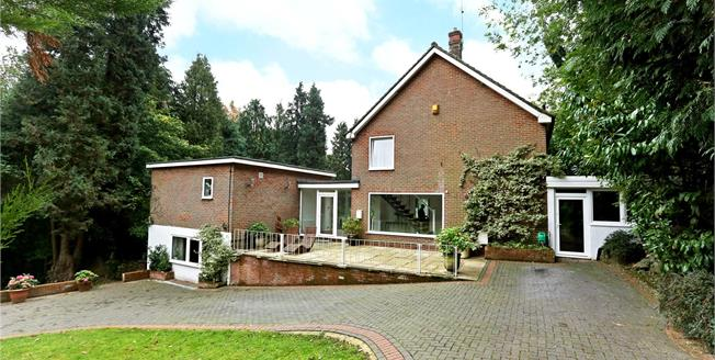 Guide Price £1,695,000, 5 Bedroom Detached House For Sale in Hertfordshire, WD3