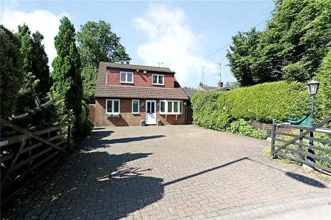 Offers in excess of £700,000, 4 Bedroom Detached House For Sale in Watford, WD17