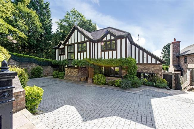Guide Price £1,695,000, 5 Bedroom Detached House For Sale in Rickmansworth, WD3