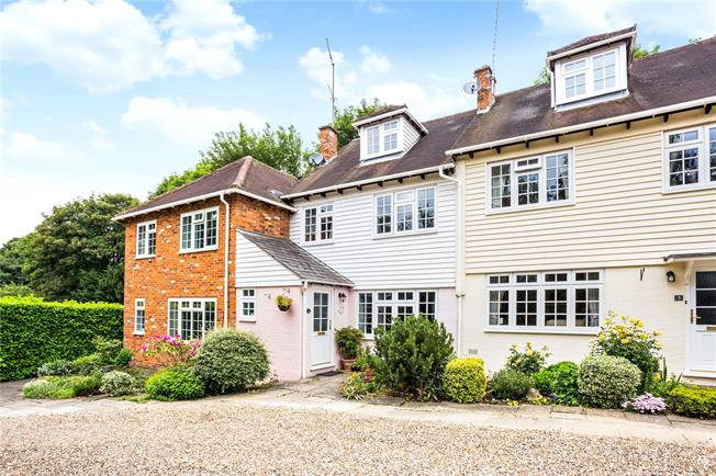 Offers in excess of £525,000, 3 Bedroom Terraced House For Sale in Watford, WD17