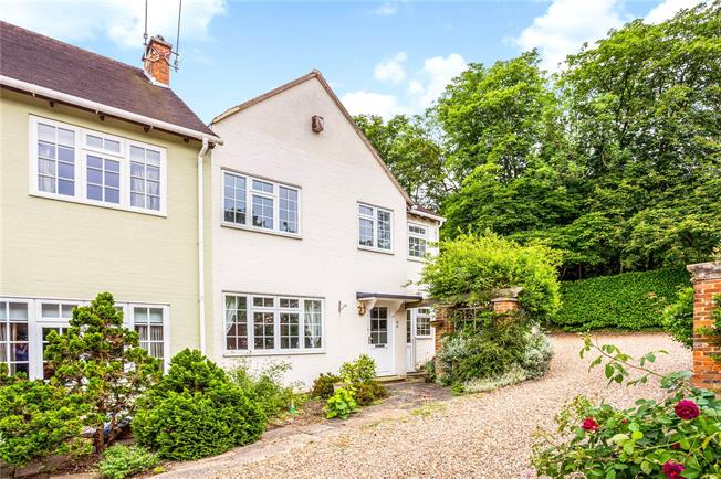 Offers in excess of £500,000, 4 Bedroom End of Terrace House For Sale in Watford, WD17