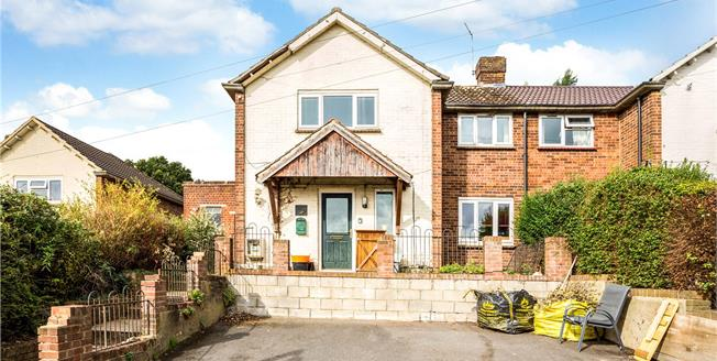 Price on Application, 3 Bedroom Semi Detached House For Sale in Mill End, WD3