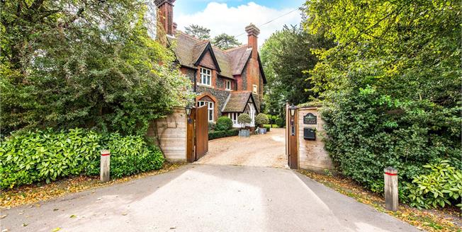 Price on Application, 5 Bedroom Detached House For Sale in Kings Langley, WD4